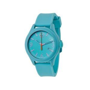 ESQ ESQ07101432 Unisex Blue Silicone Bracelet Band